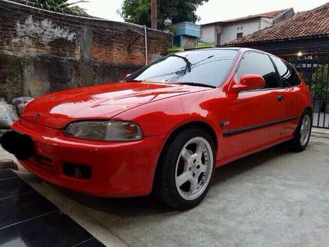Honda Estilo bukan Toyota bukan Suzuki bukan Audi bukan BMW
