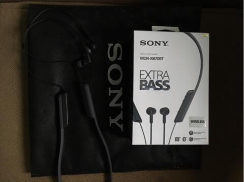 sony earphone wireless