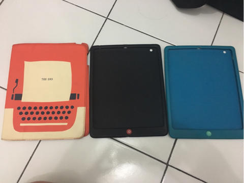 case casing ipad 2/3/4 fossil