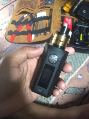 vaping fullset asmodus twisted messes