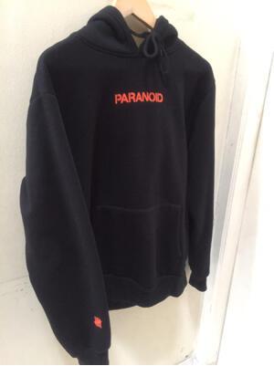 80a5d40eaeca Anti Social Social Club X Undefeated Paranoid Hoodie Original  (supreme