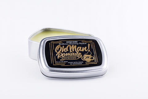 Oh Man ! Pomade - Mystic Gold