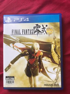 DIJUAL GAME PS4 FF TYPE ZERO