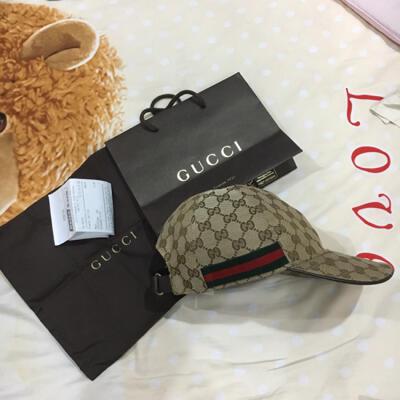 Terjual gucci cap authentic topi gucci baseball original size L  dec0d73a7e3