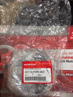 Mangkok Roller PCX Genuine Parts