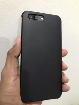 Oneplus 5 RAM 8GB 128GB midnight black