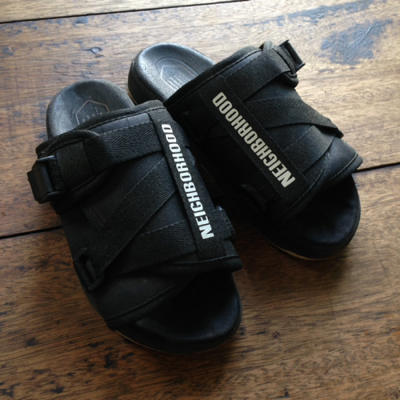 wts sandal Visvim Christo X Neighborhood Not Supreme