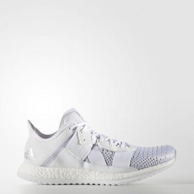 Adidas Pure Boost ZG Trainer Shoes White Original