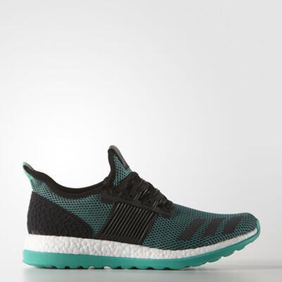 Adidas Men Pure Boost ZG Shoes Green Original
