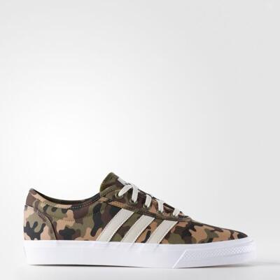 Adidas Men Adiease Skateboarding Camo Shoes Originals