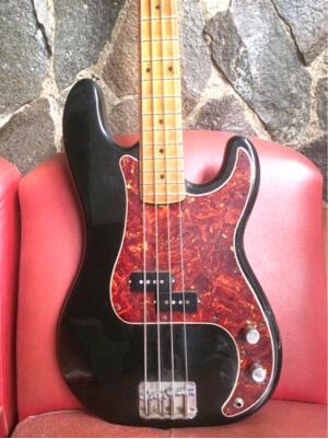 Squier Precision Bass MIK '95