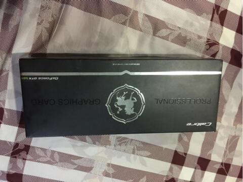 Calibre GTX 560 Ti DF (Geforce GTX)