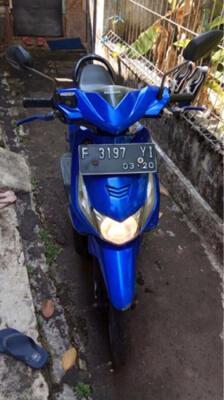 Honda BEAT 2010 110 Karbu