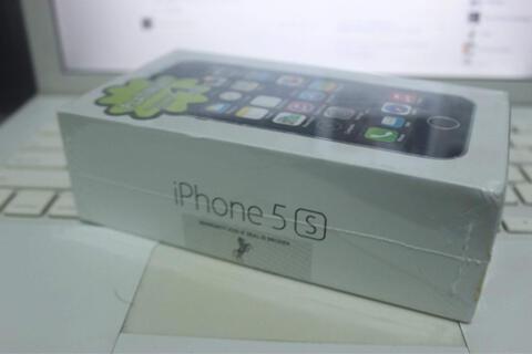 Iphone 5S Bandung masih baru bandung