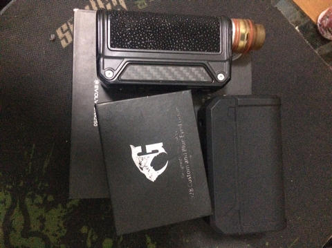 WTS Therion 166 full set PSK