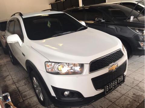 Chevrolet Captiva Diesel Automatic 2015 kondisi mantepp