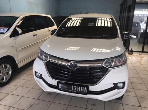 Toyota Avanza Tipe G Automatic 2016 kondisi seperti baru