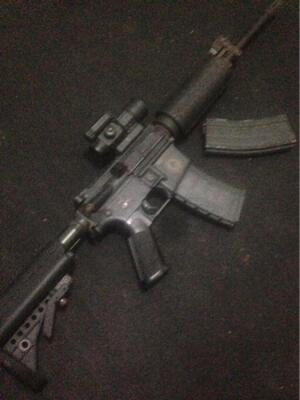 Unit AEG M4 second