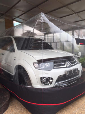BODY COVER MOBIL MODEL BUBBLE