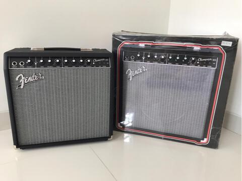 Ampli Fender Champion 40 not gibson epiphone ibanez squier