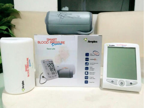 Amples Smart Blood Pressure (tekanan darah)