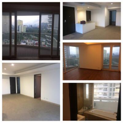 Apartement springhill kemayoran 3 bedroom + 1 kamar pembantu
