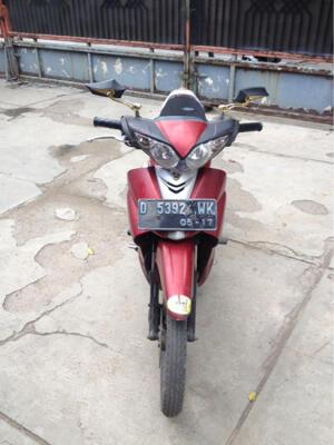 Yamaha jupiter 2008
