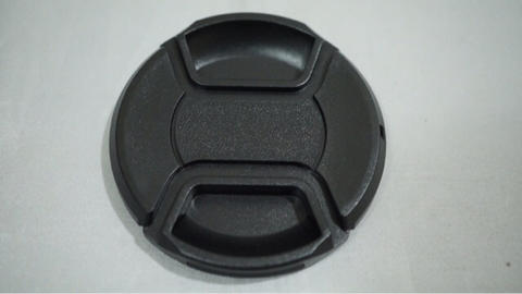 Lens Cap 62 mm - Lenscap Tutup Lensa Center Pinch 62mm