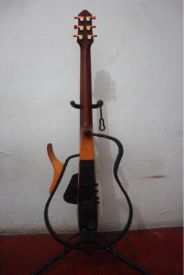yamaha silent guitar acoustik