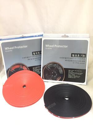 Wheel Protector / Velg Protector / Pelindung bibir velg