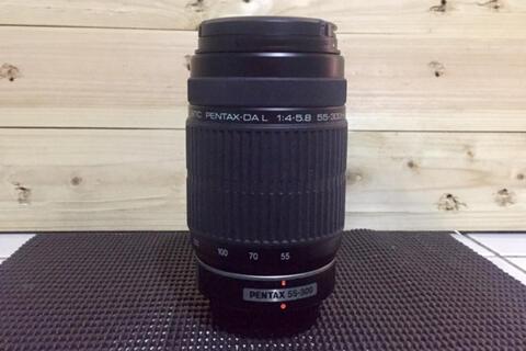 Lensa Pentax DaL 55-300mm 1:4.5-5.8