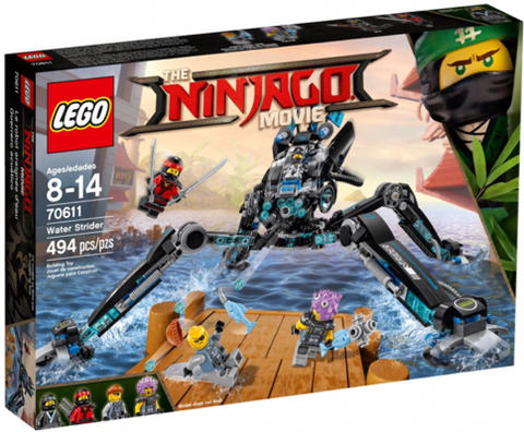 LEGO 70611 THE LEGO NINJAGO MOVIE Water Strider