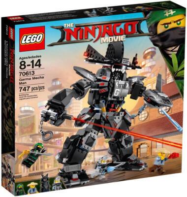 LEGO 70613 THE LEGO NINJAGO MOVIE Garma Mecha Man
