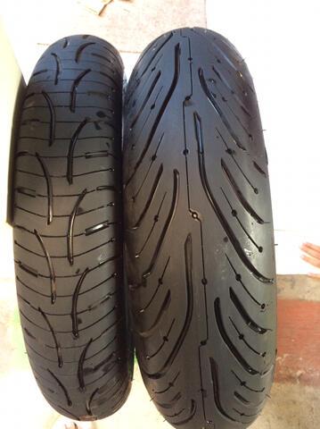 Wts Ban Michelin Pilot Road 4 160