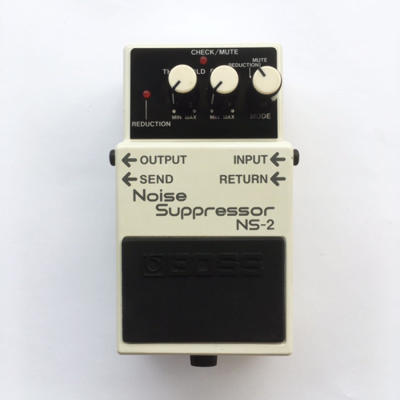 BOSS NS2 (NOISE SUPPRESSOR)