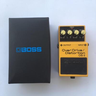 BOSS OS2 (Overdrive Distortion)
