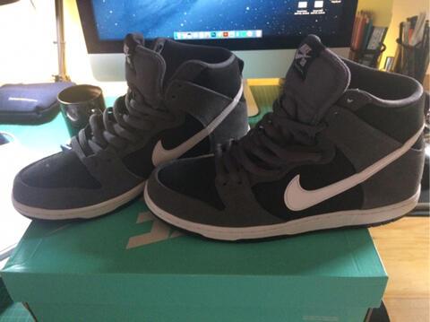 Nike SB Zoom Dunk High Pro