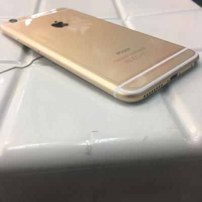 Terjual iPhone 6 Plus 16Gb Gold Masih Garansi Resmi iBox Mulus ... f2480ed10e