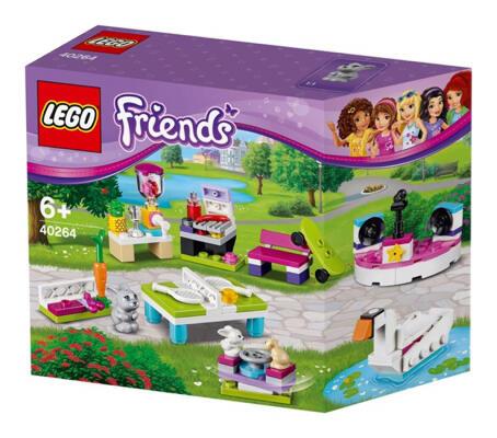 LEGO 40264 FRIENDS Build My Heartlake City Accessory Set