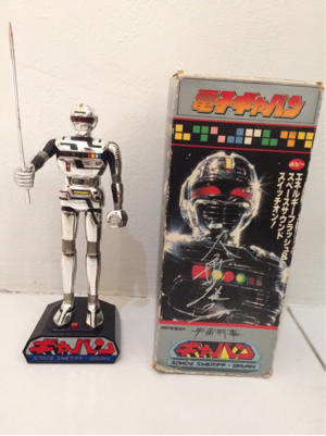 Popy Space Sheriff Gavan / Gaban