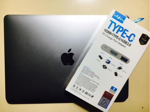Vivan USB-C adapter to HDMI (Macbook New)