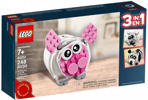 LEGO 40251 CREATOR Mini Piggy Bank