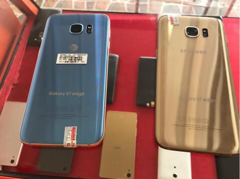 samsung galaxy s7 edge t-mobile