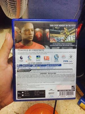 FIFA 17 BD (PS4)