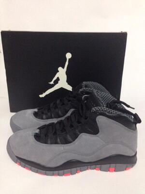 quality design 95c97 04c31 Nike Air Jordan Retro 10