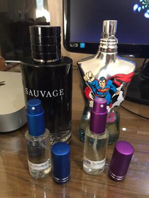 Decant Parfum Original @12ml