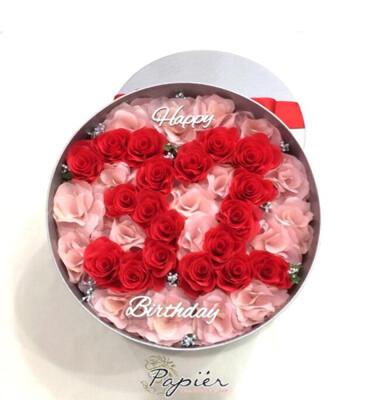 Terjual Bunga Ulang Tahun Bunga Rose Bunga Mawar Bunga