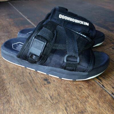 wts sandal Visvim Christo X Neighborhood Not Supreme