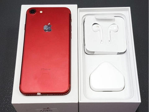 Jual Iphone 7 128gb Red Edition Second Muluss Gan Kaskus