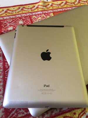 iPad 4 Cell WiFi 16 Gb Lengkap Murah Aja
